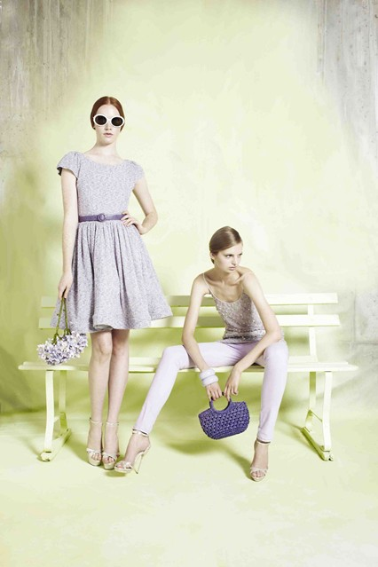 alice and olivia pre pastel