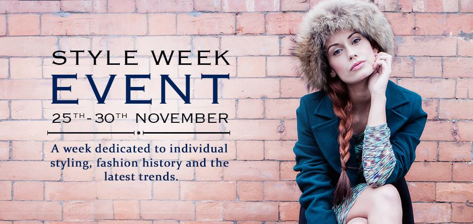 style week banner