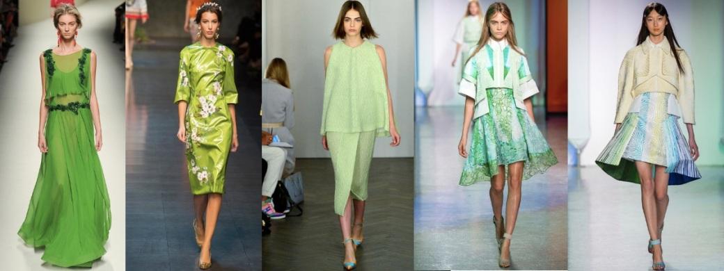 green hues ss14