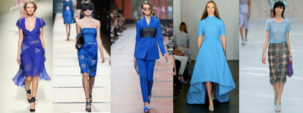 powerful blue hues ss14