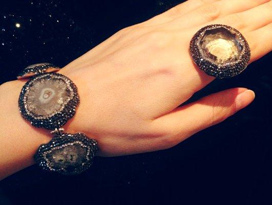 evening jewels