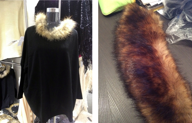 Love niche, Love Niche Studio, Love Niche London, Womenswear, Winter, Fur, Knitwear